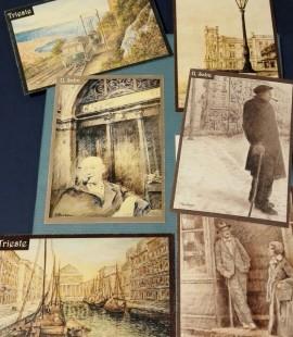 "Cartoline ""Trieste antica"""