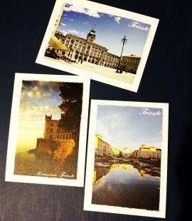 Cartoline Trieste contemporanea